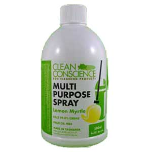 Multi-Purpose Spray Lemon Myrtle Refill 500ml