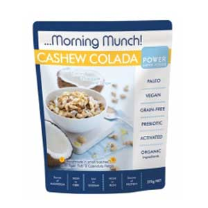 Morning Munch Cashew Colada 275g
