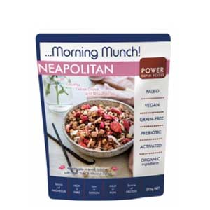 Morning Munch Neopolitan 275g