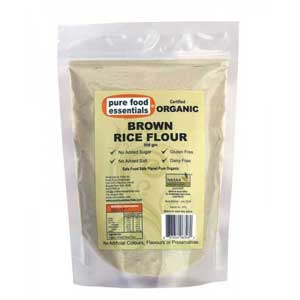 Pure Food Essentials Brown Rice Flour