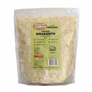 Pure Food Essentials Popped Amaranth