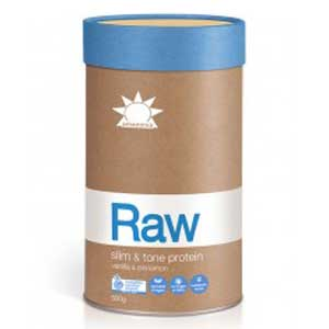 Amazonia Raw Slim and Tone Protein (Vanilla and Cinnamon)