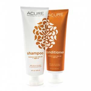 Acure Repairing Shampoo and Conditioner