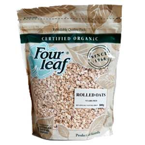 Stabilised Rolled Oats - 800g