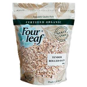Tender Rolled Oats - 800g