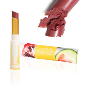 Luk Beautifood Tangerine Pomegranate Lip Nourish