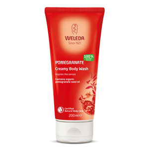 Weleda Creamy Body Wash - 200ml
