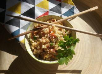 H4TF Cauliflower Fried Rice