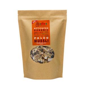 2 Die 4 Live Foods Activated Organic Paleo Muesli