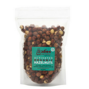 2 die 4 Live Foods Activated Organic Hazelnuts
