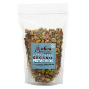 2 Die 4 Live Foods Activated Organic Pistachios