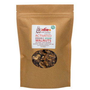 2 Die 4 Live Foods Activated Organic Vegan Walnuts