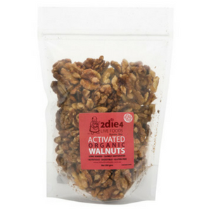 2 Die 4 Live Foods - Activated Organic Walnuts