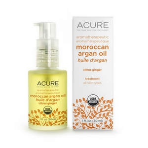 Acure Argan Oil Citrus Ginger