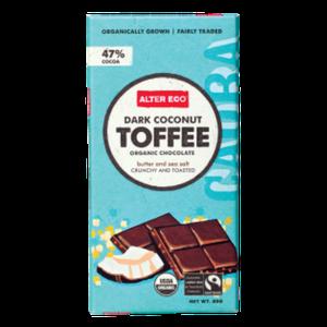 Alter Eco Dark Coconut Toffee