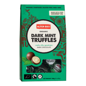Alter Eco Dark Mint Truffles