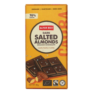 Alter Eco Dark Salted Almonds