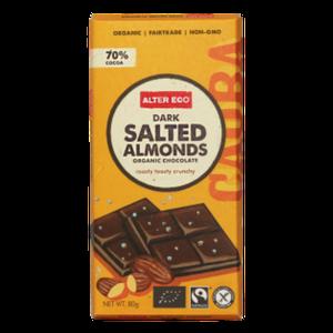Alter Eco Dark Salted Almonds