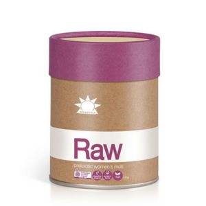 Amazonia RAW Prebiotics Women's Multi