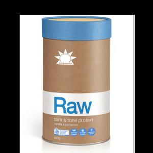 Amazonia RAW Slim and Tone Protein Vanilla and Cinnamon
