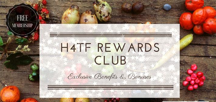 Health 4 the Future Rewards Club