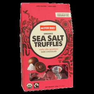 Alter Eco Sea Salt Truffles