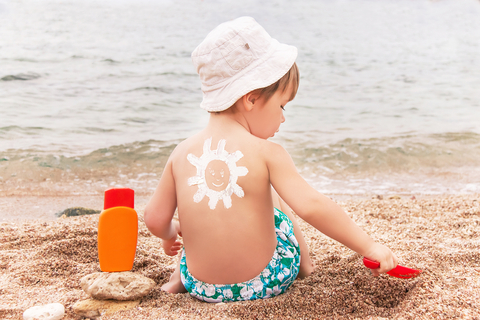 Toxic Sunscreen Blog