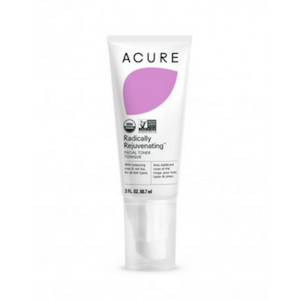 Acure Radically Rejuvenating Facial Toner.
