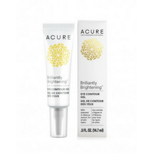 Acure Brilliantly Brightening Eye Contour Gel
