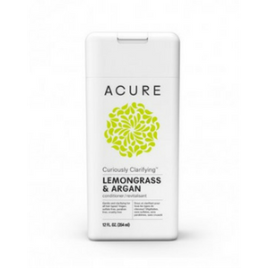 Acure Curiously Clarifying Conditioner - Lemongrass and Argan Oil