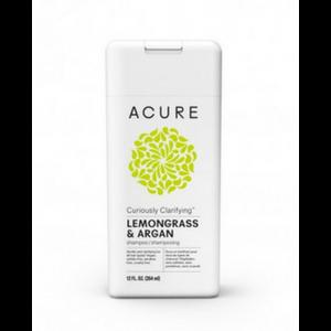 Acure Curiously Clarifying Shampoo Lemongrass and Argan