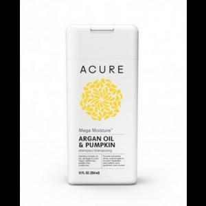 Acure Mega Moisture Shampoo - Argan Oil and Pumpkin