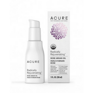 Acure Radically Rejuvenating - Rose Argan Oil