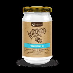 Nutra Organics Organic Virgin Coconut Oil