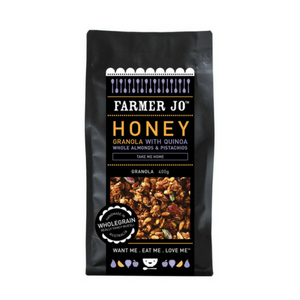 Farmer Jo Honey Granola