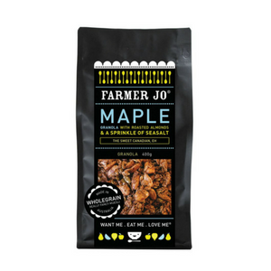 Farmer Jo Maple Granola