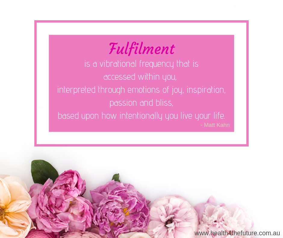 Fulfilment - Weekly dose of goodness
