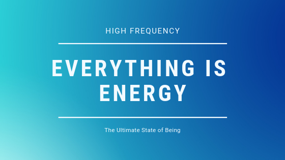 H4TF Everything is Energy