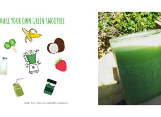 H4TF Luscious Green Smoothie