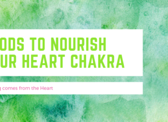 H4TF Foods to Nourish Your Heart Chakra