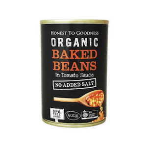 Honest to Goodness Baked Beans
