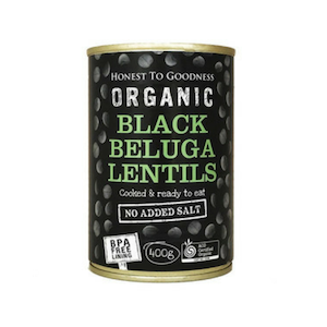 Honest to Goodness Black Beluga Lentils