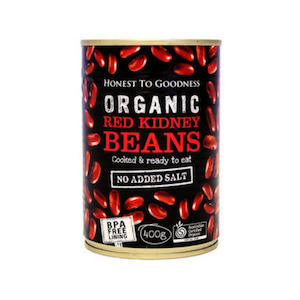 Honest to Goodness Red Kidney Beans