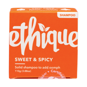 Ethique Sweet and Spicy Shampoo Bar