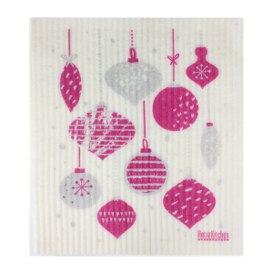Retro Kitchen Compostable Christmas Baubles